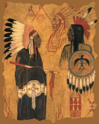 Légende Cherokee